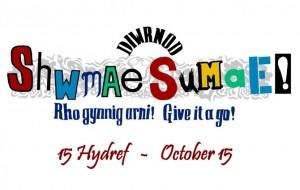Shwmae Sumae 15Hydref